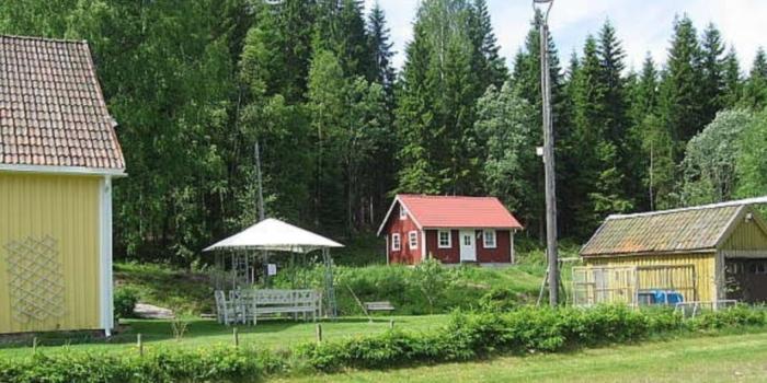 Det finnes et aneks til villaen med plass til flere gjester.